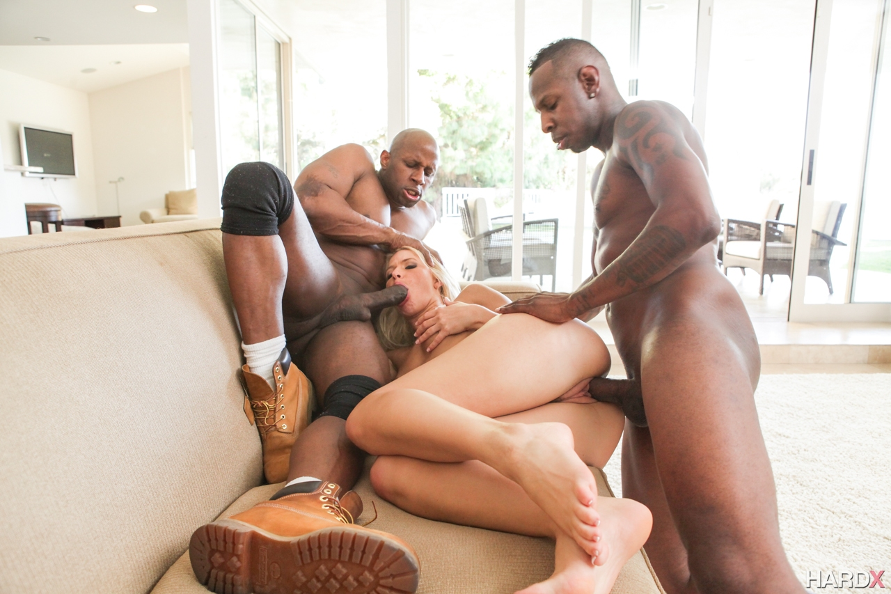 Hard interracial videos